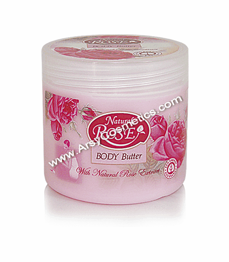 Масло за тяло NATURAL ROSE